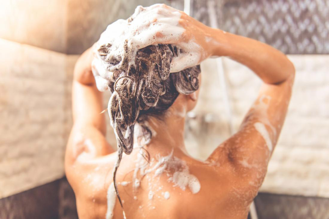 Shampoo sem Sal ou sem Sulfato