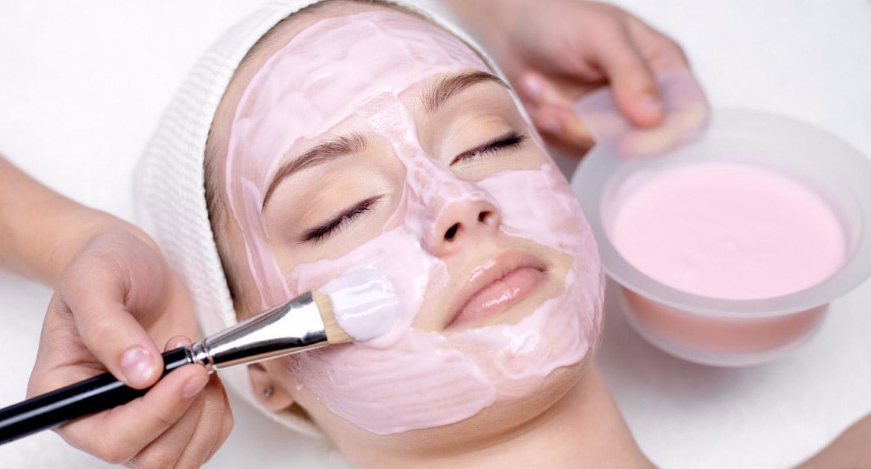 máscara facial em pó - benefícios