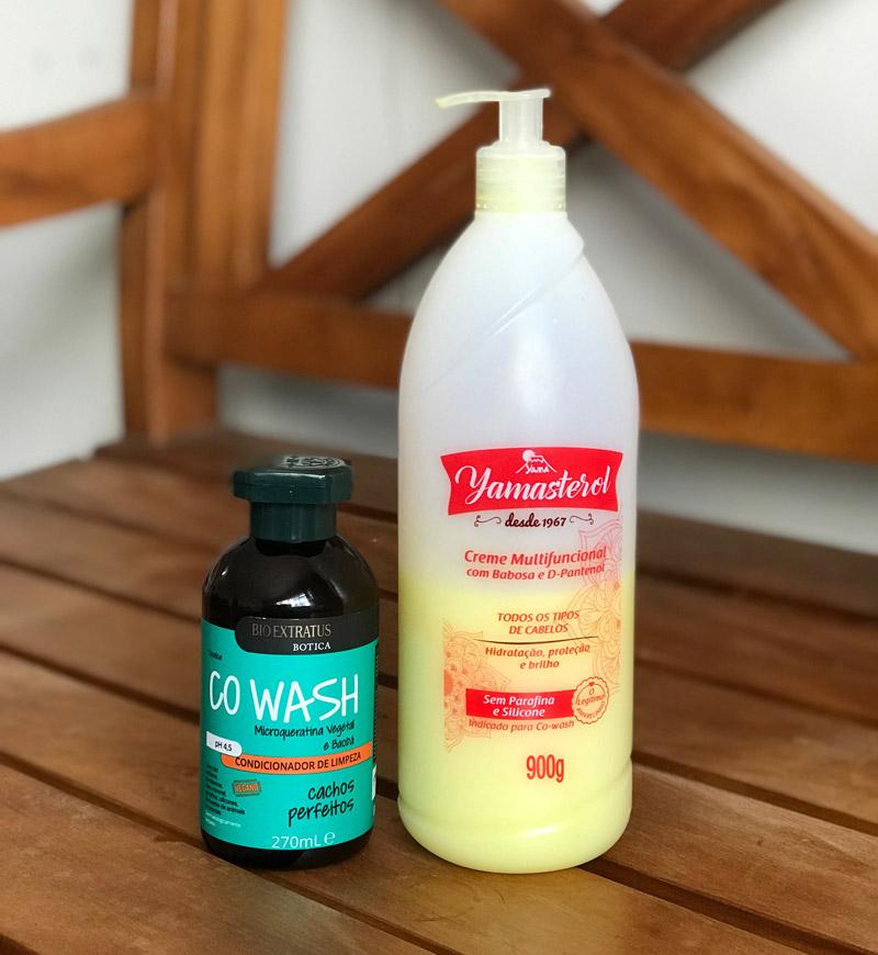 Melhores Produtos para Co-wash