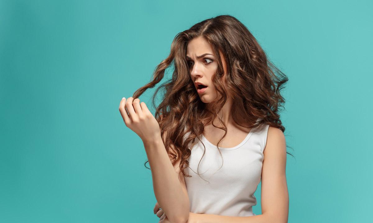 Como acabar com as pontas finas e ralas do cabelo