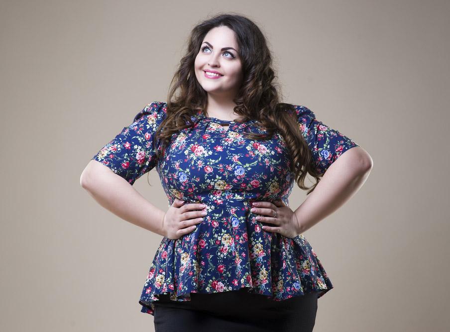 Como ser atraente acima do peso