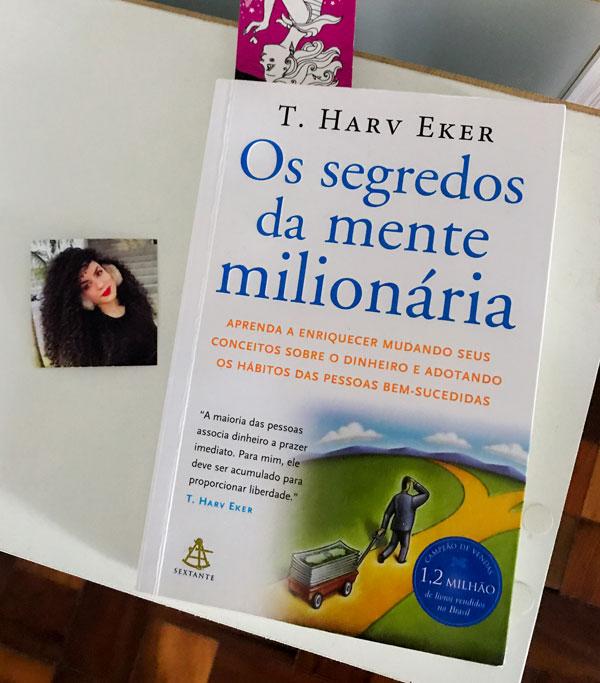 Autoestima financeira - livro os segredos da mente milionária