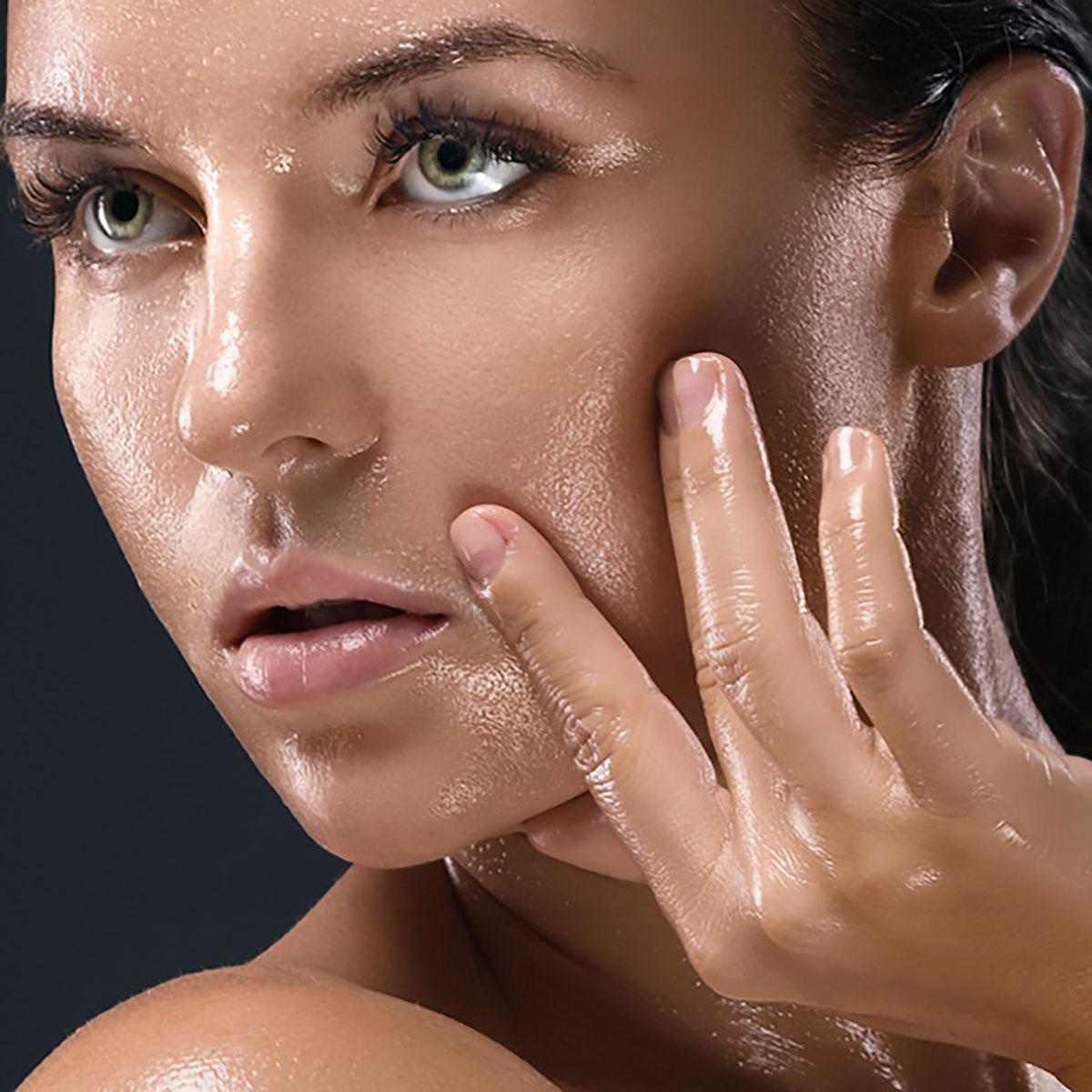 como tratar pele oleosa e poros dilatados