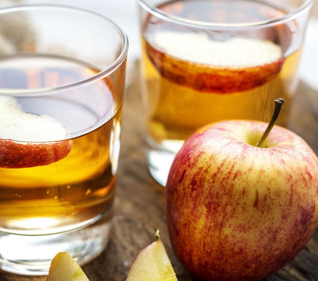 Benefícios do vinagre de maçã para o cabelo