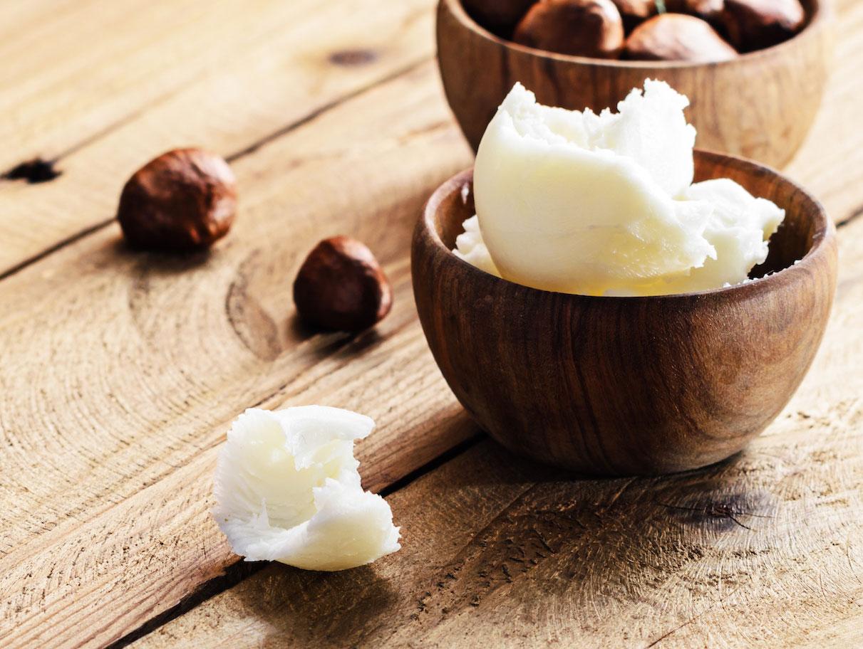 benefícios da manteiga de karité para os cabelos
