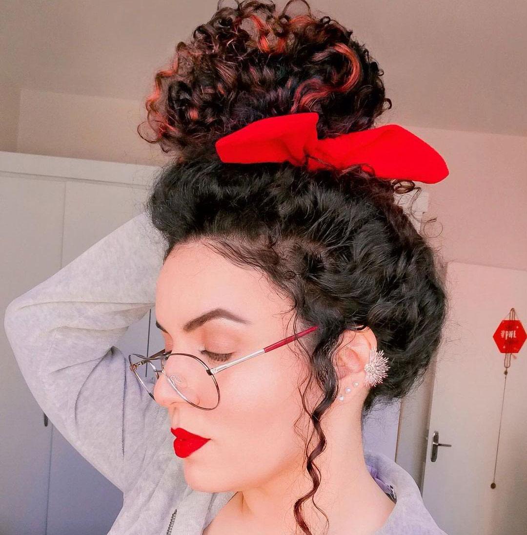 prender o cabelo por muito tempo faz mal