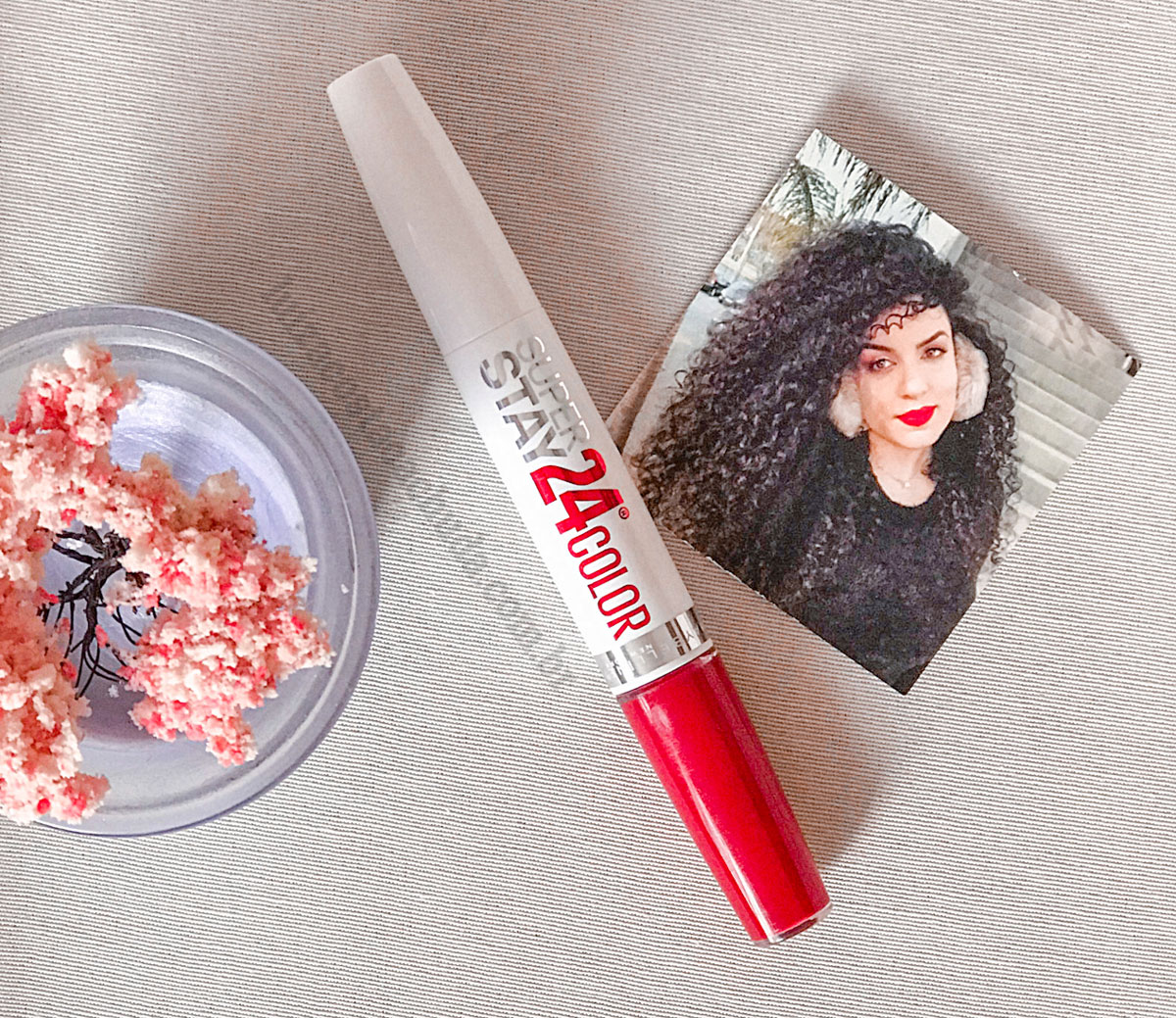resenha batom líquido maybelline superstay 24 color