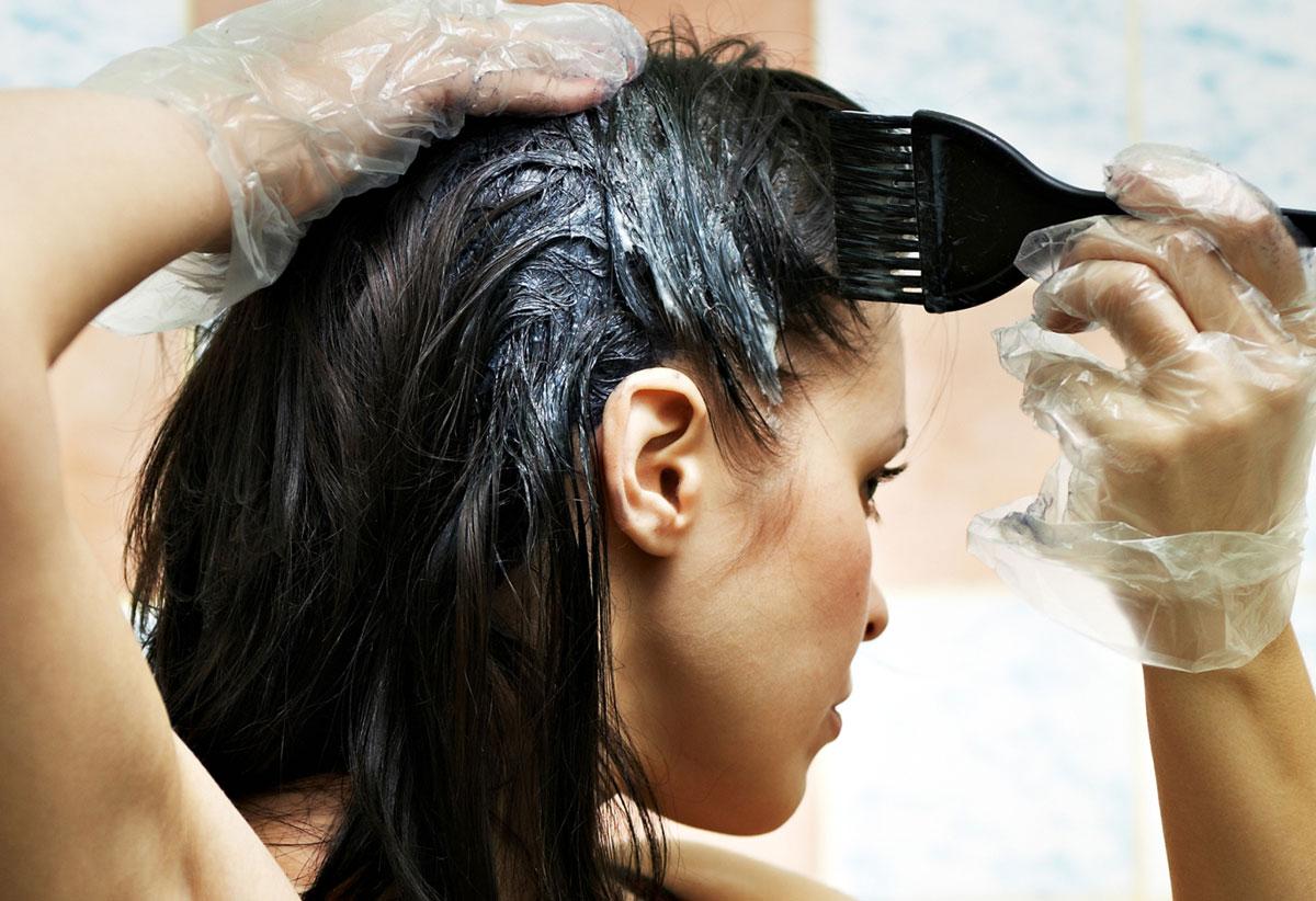 para que serve a amônia nas tinturas de cabelo: faz mal