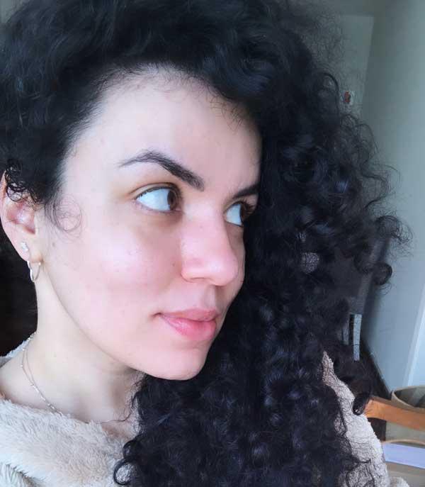 minha pele quando passei a bruma protetora da quem disse berenice