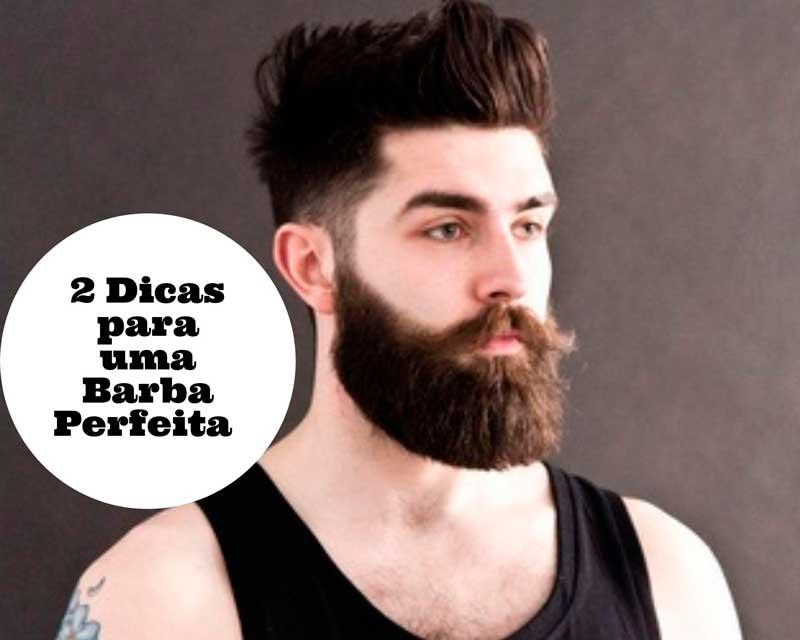 Como ter uma barba perfeita, cheia, volumosa e sem falhas?
